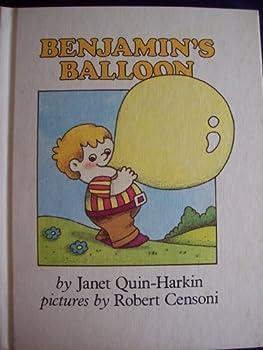 Hardcover Benjamin's Balloon Book