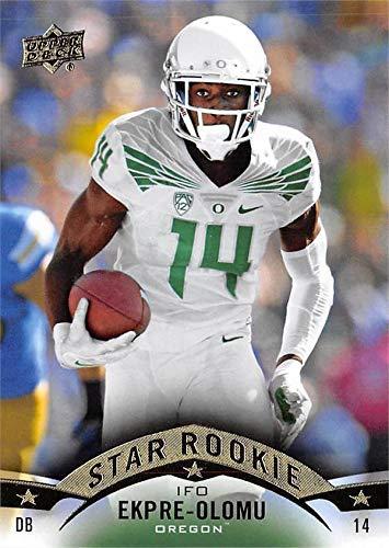 Ifo Ekpre-Olomu football card (Oregon Ducks) 2015 Upper Deck Star Rookie #53