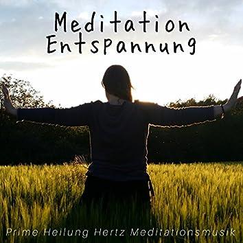 Meditation Entspannung - Prime Heilung Hertz Meditationsmusik