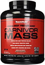 Muscle Meds Carnivor Mass Chocolate Fudge - 5.99 lbs
