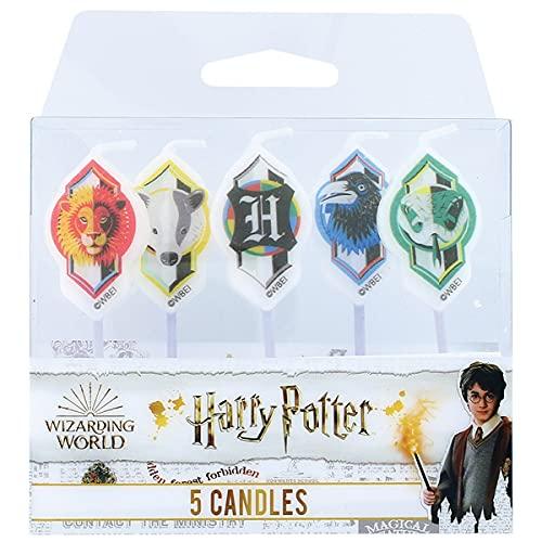 Hogwarts Birthday Candle
