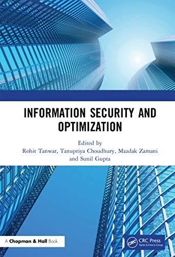 Information Security and Optimization (English Edition)