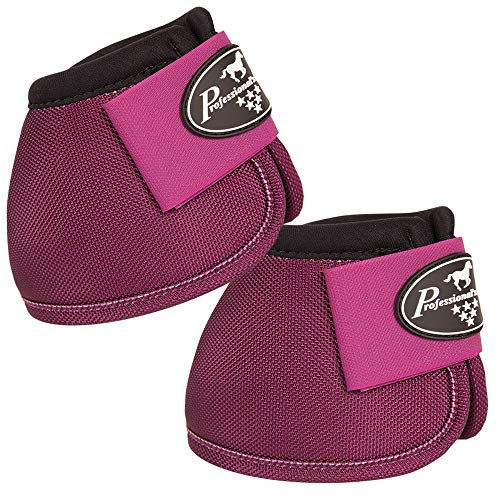 Professional's Choice Extra Large Ballistic Overreach Boots Wine