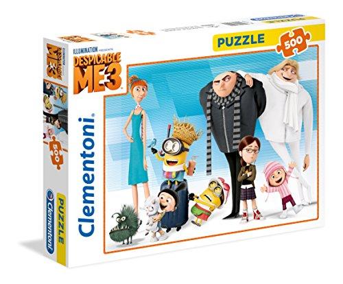 Clementoni 35044–Puzzle Minions , color/modelo surtido