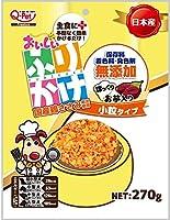 【5個セット】おいしいふりかけ国産鶏ささみ小粒 犬用おやつ お芋 270g