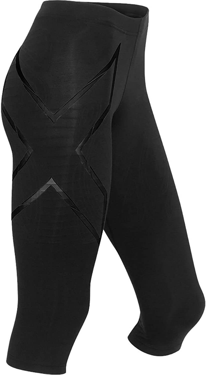 2XU Women's MCS Thermal 3 4 Compression Tights