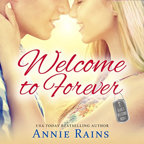 Welcome to Forever audiobook cover art