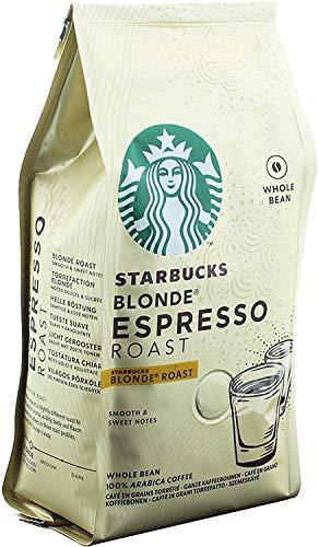 250 Gr Starbucks Blonde Espresso Roast Bohnen
