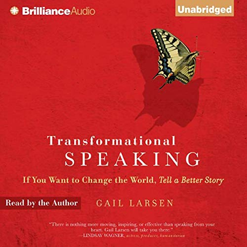 Transformational Speaking cover art