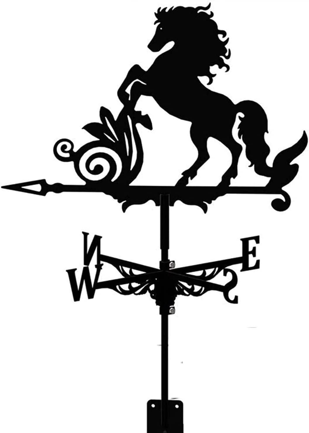 SZKP Retro Weather Vane Sale special price Carved Popular overseas -Shaped Direction Indic Roof Wind