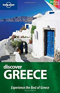 Lonely Planet Discover Greece (Full Color Country Travel Guide)
