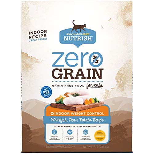 Rachael Ray Nutrish Zero Grain Dry Cat Food $12.30 (56% Off)