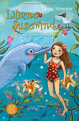 Liliane Susewind – Delphine in Seenot (Liliane Susewind ab 8, Band 3)