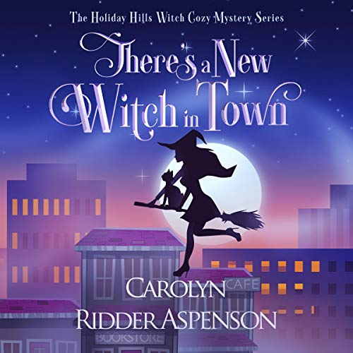 There's a New Witch in Town cover art