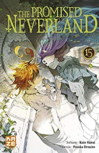 The Promised Neverland Edition simple Tome 15