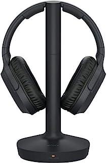 Sony Premium Lightweight Wireless Home Theater Headphones for TV Computer and Hi-Fi Audio