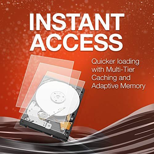 SEAGATE2.5インチ内蔵ハイブリッドハードディスクドライブ(1TB)FireCudaST1000LX015