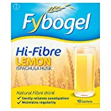 Fybogel Hi-Fibre Sachets Lemon 10 [Personal Care]
