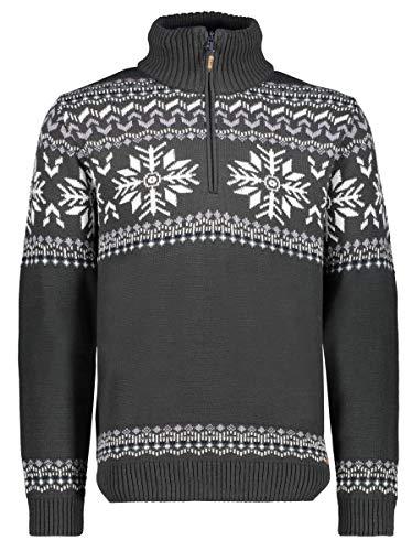 CMP MAN Knitted Pullover olivgrün - 54