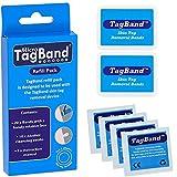 Juego de cintas de recambio de Micro TagBand para eliminación de manchas en la piel