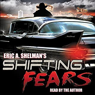 Shifting Fears audiobook cover art
