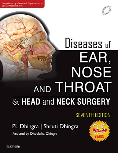 Diseases of Ear, Nose and Throat-Ebook (English Edition)