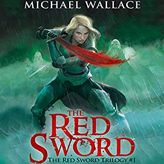 The Red Sword cover art