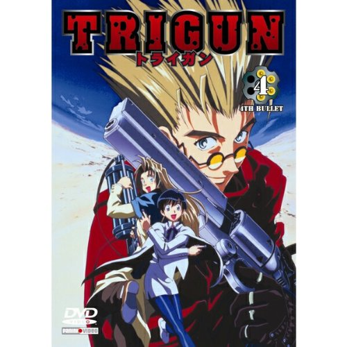 Trigun 4 - 4th Bullet