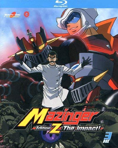 Mazinger Edition Z: The Impact Episodi 19-26 [Blu-Ray] [Import]