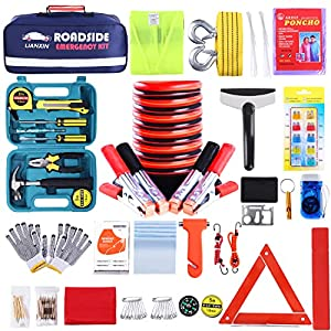 Roadside Multipurpose Emergency Pack Car Premium Road Kit