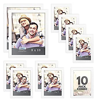 Best white picture frame set Reviews