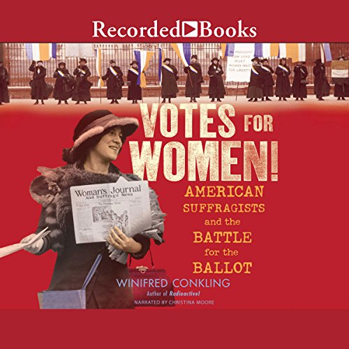 Votes for Women! audiobook cover art