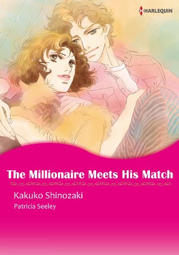 The Millionaire Meets His Match: Harlequin comics (English Edition)