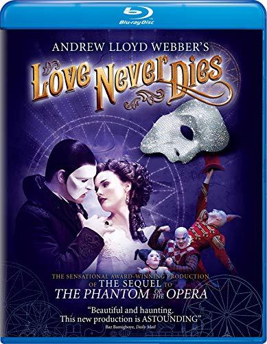 Andrew Lloyd Webber's Love Never Dies [Blu-ray] [Importado]