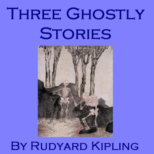 Three Ghostly Stories cover art