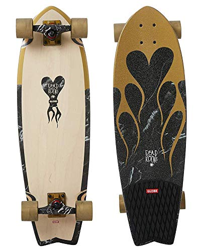 Globe Pintail 44 Skateboard Mixte Adulte, Multicolore (The Outpost)