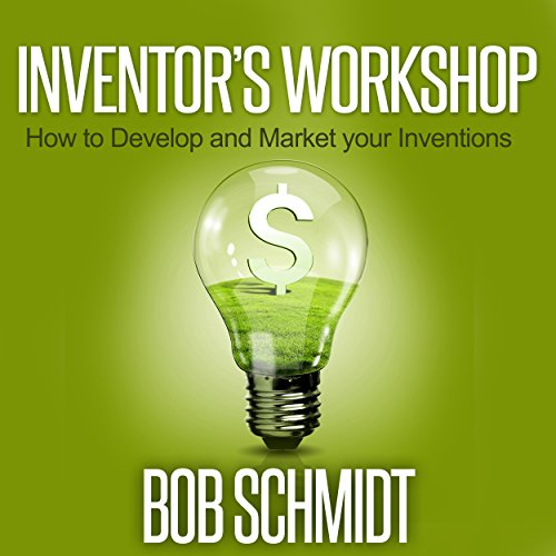 Inventor's Workshop audiobook cover art