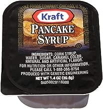Kraft Pancake Syrup Single Serve Dip Cup (1.4 oz Cups, Pack of 120)