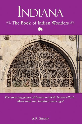 Indiana: The Book Of Indian Wonders (English Edition)