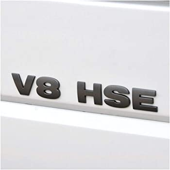 Gloss Black Discovery4/Letters Rear Emblem Badge For Land Rover Discovery