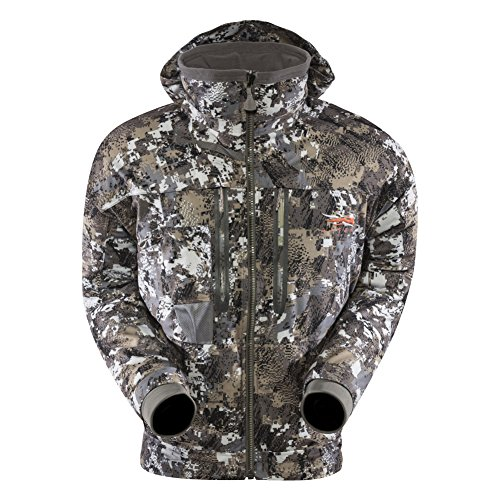 SITKA Men's Windstopper Insulated Hunting Fanatic Jacket, Elevated II, S