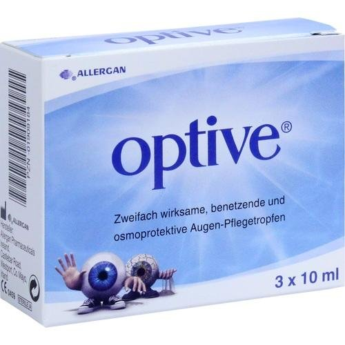 Optive Augentropfen, 30 ml