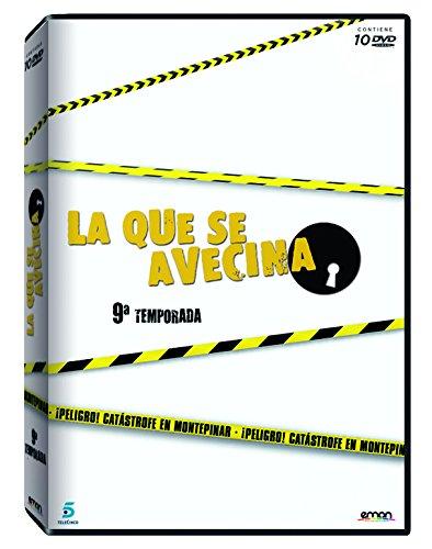 La que se Avecina 9ªT-DVD