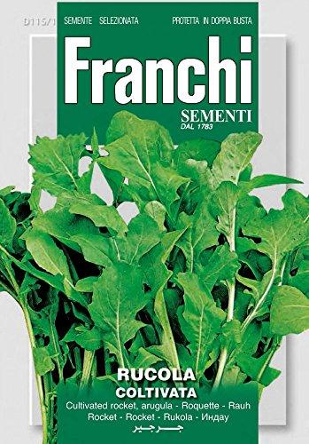 Rucola Coltivata von Franchi Sementi