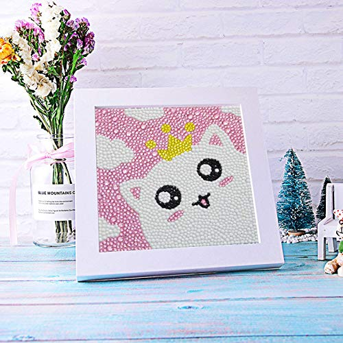 Children's Diamond Painting Painting Manual DIY Puzzle Gift Toy Crystal Drill Full Diamond