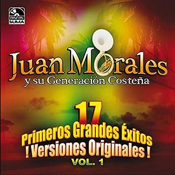 17 Primeros Grandes Éxitos, Versiones Originales, Vol.1