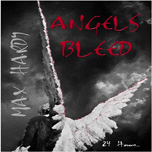 Angels Bleed audiobook cover art