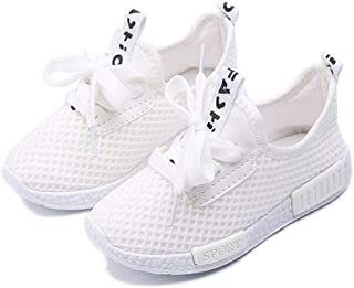 Children Casual Shoes Boy and Girl Cool Style Kids Mesh Breathable Soft Soled Running Sports Shoes
