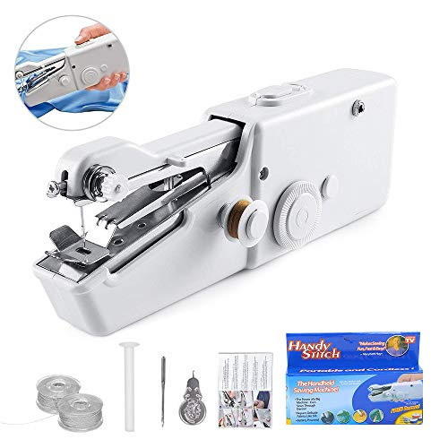 (70% OFF Coupon) Portable Cordless Sewing Machine $13.80