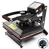 Display4top Digital Heat Press T Shirt Heat Press Transfer Sublimation Machine, use